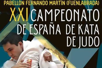 Fuenlabrada, organiza una de las competiciones más importantes del calendario nacional de judo