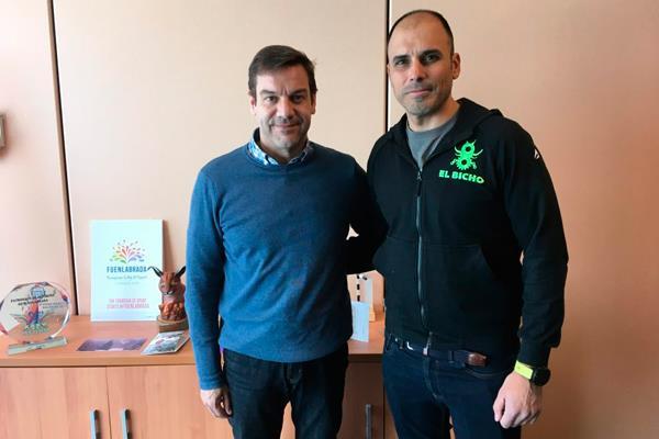 Fuenlabrada acogerá el Campeonato de Madrid de ciclismo en febrero