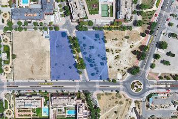 El Ayuntamiento de Las Rozas enajenará dos fincas de alrededor de 8.000 metros cuadrados para la construcción