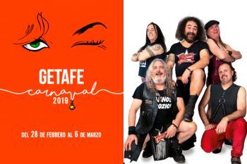 Del 28 de febrero al 6 de marzo la fiesta, los disfraces y la diversión están aseguradas en Getafe