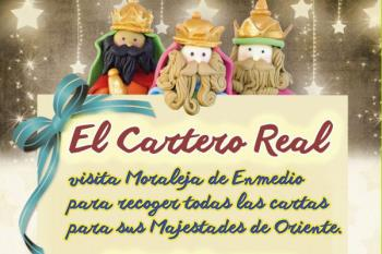 Entrega tu carta para los Reyes Magos en Moraleja de Enmedio