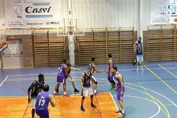 La situación del Casvi no pasa por su mejor momento en la Liga EBA