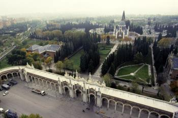La empresa de Servicios Funerarios y Cementerios de Madrid ofrece visitas guiadas gratuitas por esta necrópolis
