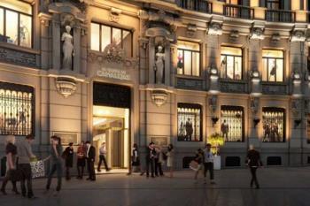 El complejo albergará un hotel de lujo, viviendas y una galería comercial
