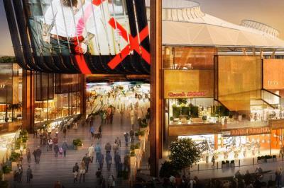 Lee toda la noticia 'El Centro Comercial Opción cobra de nuevo vida'
