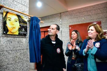 González, de 19 años, fue secuestrada y asesinada en el municipio por la ultaderecha en1980