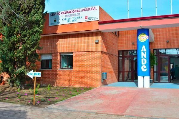 El Centro Ocupacional de Alcorcón amplía las vacantes