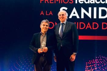 Con este premio se reconoce la labor de los profesionales y la innovación llevada en el centro