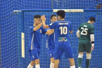 El equipo de Santa venció al Rivas Futsal por 6 a 1 y es quinto clasificado