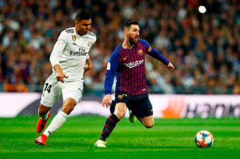 La Liga ha solicitado que el partido entre el Barça y el Madrid se juegue en la capital