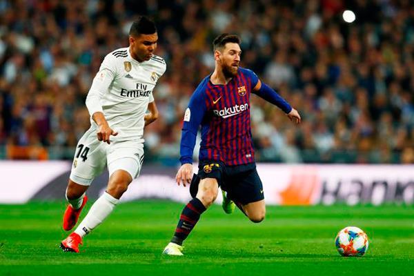 El Clásico del 26-0 podría jugarse en el Santiago Bernabéu