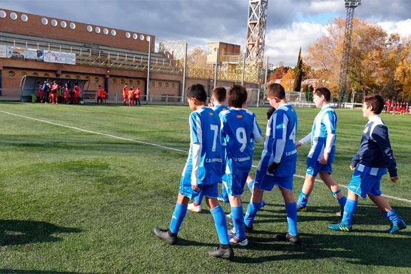 El Club Deportivo Carranza organiza un torneo solidario