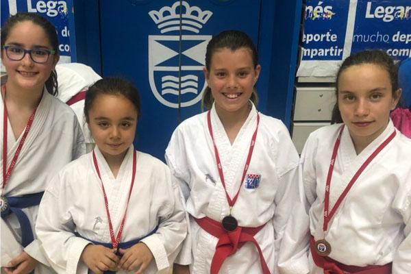 Gran Final de la comunidad de Madrid se celebro este fin de semana en Leganés