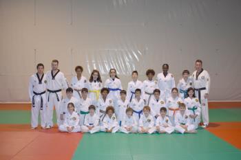Conocemos al Club Taekwondo Villaviciosa Boadilla