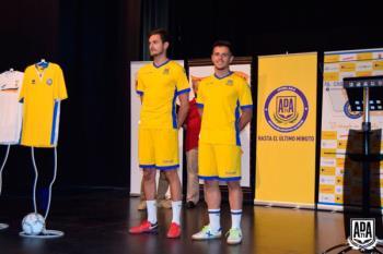 La fusión del club Ciudad de Alcorcón y el Parque Lisboa ha dado lugar a este nuevo club regional