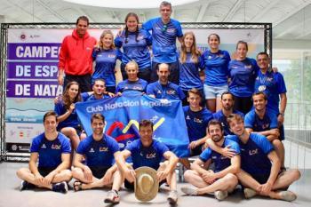 Los pepineros lograron un total de 37 medallas en la competición celebrada en Tarragona
