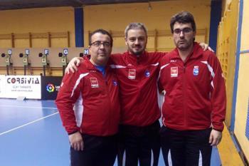 El tirador del Club de Tiro Alcorcón representará a España en la competición de tiro olímpico