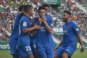 El Fuenla realiza un gran partido y suma sus 3 primeros puntos en la Liga Smartbank