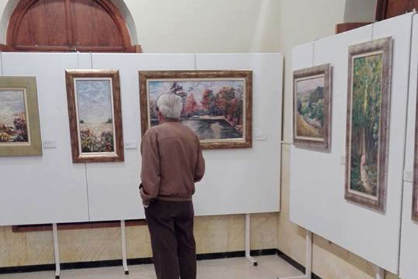 En esta ocasión, los pintores han tenido libertad en la elección de técnica y temática