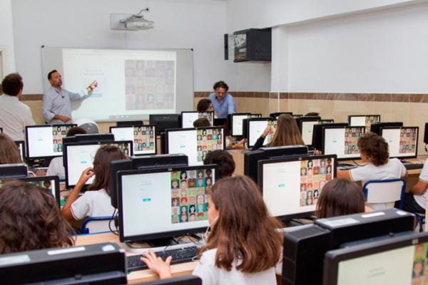 Villalkor es el primer colegio de la zona Sur - SurOeste en incluir este sistema dentro de su proyecto educativo