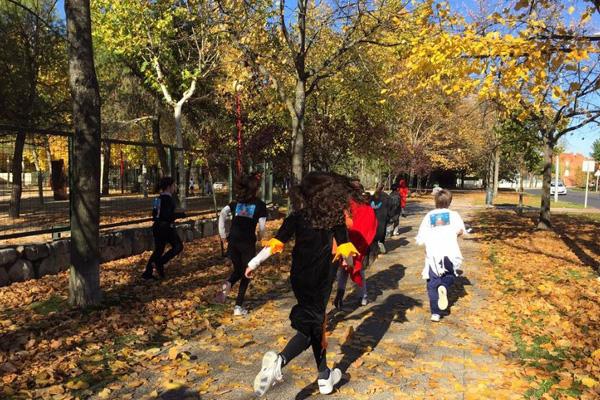 `La Vuelta al Cole de Unoentrecienmil´ se celebra el 25 de octubre