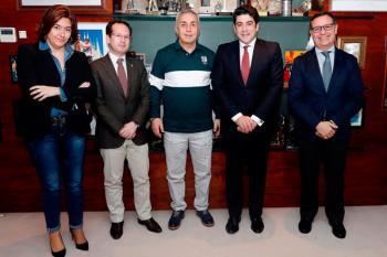 De esta manera Alcorcón refuerza su compromiso con el deporte