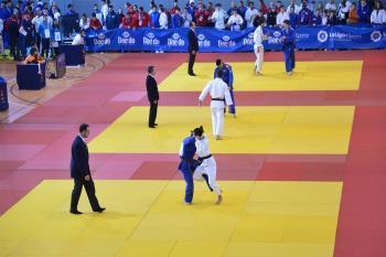El pasado 22 de febrero se disputó el Campeonato de España Junior de Judo