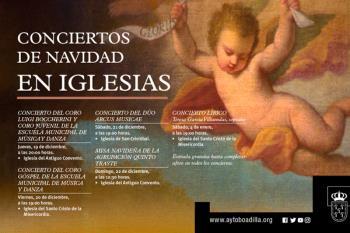 Será interpretado por el coro Luigi Boccherini en la iglesia del Antiguo Convento
