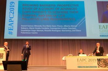 El médico Daniel Gainza elabora un estudio prospectivo de pacientes con EPOC