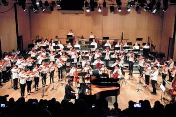 Con su tradicional concierto de música clásica, los próximos 20 y 21 de diciembre