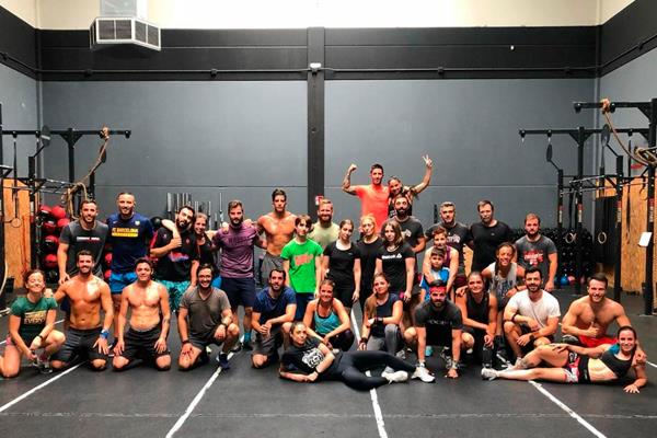 El Crossfit G2 de Alcalá de Henares estará en la Battle Cancer de Madrid