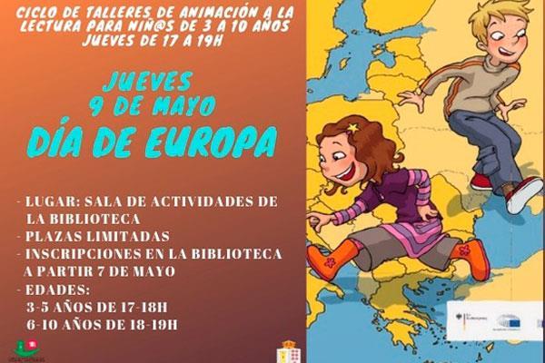 El Día de Europa se celebra en Arroyomolinos