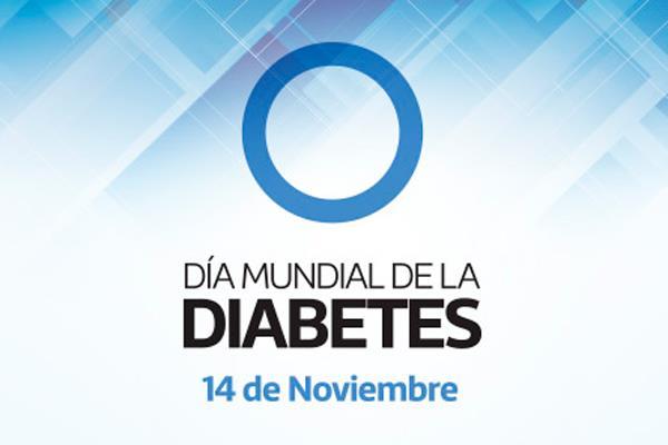 14 de Noviembre 2018, Día Mundial de la Diabetes