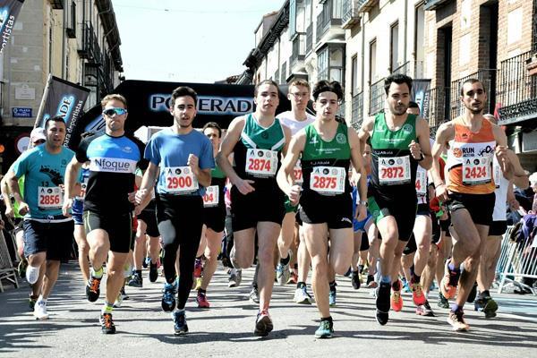 El 17 de marzo, Día del Atletismo Popular en Alcalá de Henares