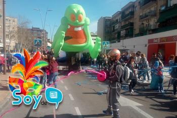Pudimos disfrutar de un divertido y colorido desfile con récord de participación y asistencia