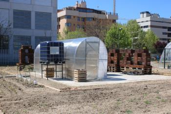 La agencia de desarrollo local Getafe Iniciativas (GISA) ha adecuado la zona