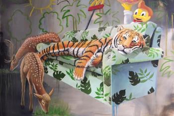 El 25 de septiembre se inaugura una muestra sobre el mundo animal compuesta por diversos artistas