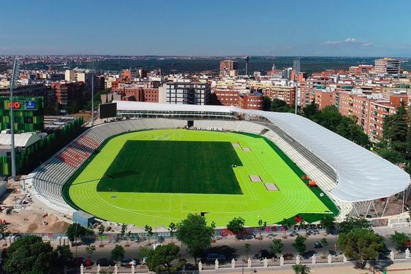 El atletismo vuelve a casa: el Estadio Vallehermoso