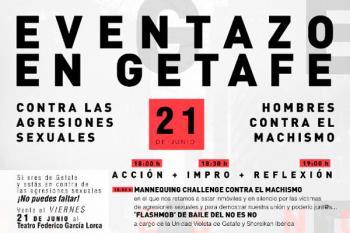 El viernes 21, el Teatro Federico García Lorca celebra un encuentro contra las agresiones sexuales