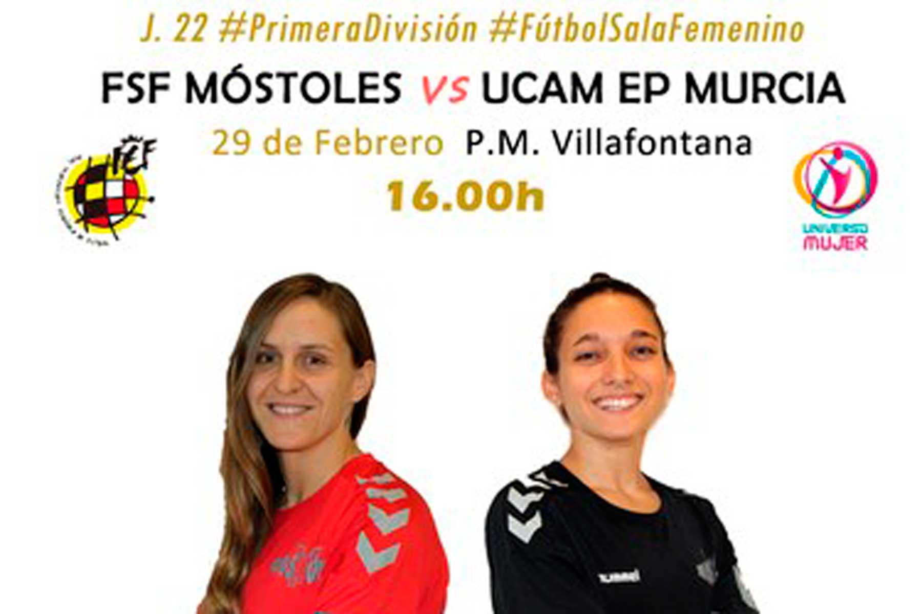 Las mostoleñas se hicieron con la victoria en Villafontana por 5 a 2