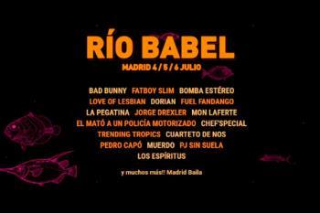 Bad Bunny, Love of Lesbian, la chilena Mon Laferte, La Pegatina, Fatboy Slim y la banda Trending Tropics nos esperan