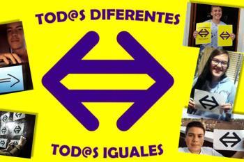 """Del 18 al 27 de mayo, los vecinos han participado en """"Tod@s diferentes, tod@s iguales"""""""