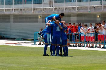 El club jugará en la categoría de plata del fútbol español por primera vez en su historia