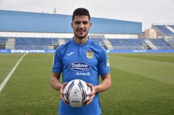 El onubense, que llega procedente del Cádiz, podría debutar ante el Málaga
