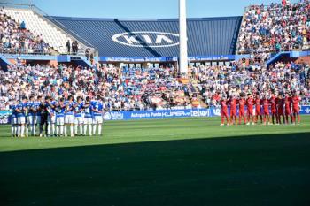 Se enfrenta al Recreativo de Huelva en la Copa del Rey