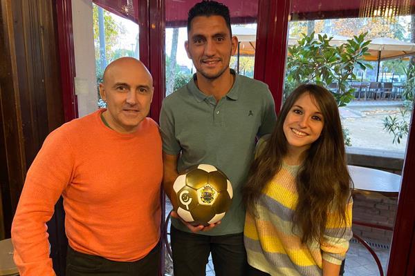 El Fuenla también gana el balón dorado