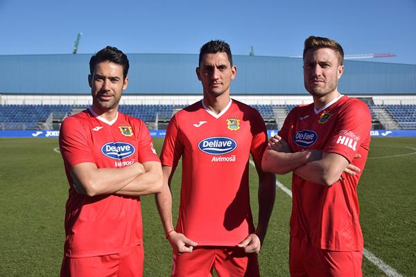 Lo hará a través de una camiseta conmemorativa que lucirá en Huelva ante el Recre