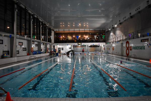 Centro Acuático y Deportivo El Galeón: 10 años de deporte y experiencias