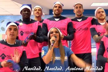 El Geta ha publicado una canción navideña en la que participa la cantante Dama Abad