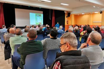 La próxima semana tendrá lugar la reunión con la Asamblea Juan de la Cierva
